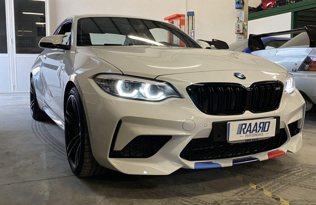 BMW M2 Competition RAARO Performance